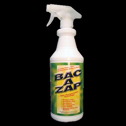 Picture of Bac-Azap Odor Eliminator (1-qt. bottle)