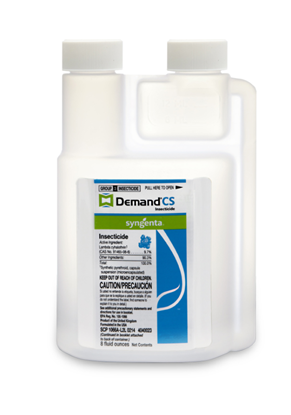 Picture of Demand CS Insecticide (8-oz. bottle)