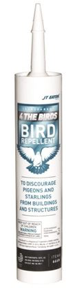 Picture of 4 the Birds Bird Repellent Gel (12 x 10-oz. tubes)