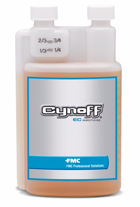 Picture of Cynoff EC Insecticide (16 x 1-qt. bottle)
