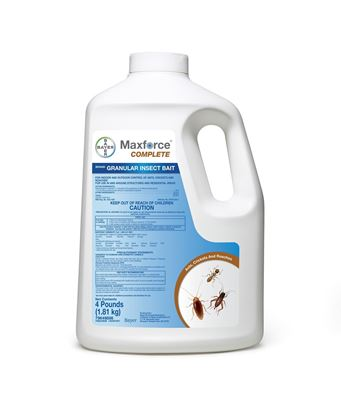 Picture of Maxforce Complete Granular Insect Bait (4-lb. bottle)
