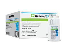 Picture of Demand CS Insecticide (24 x 1-qt. bottles)
