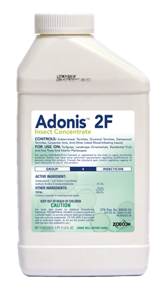 Picture of Adonis 2F Insect Concentrate (6 x 27.5-oz. bottle)