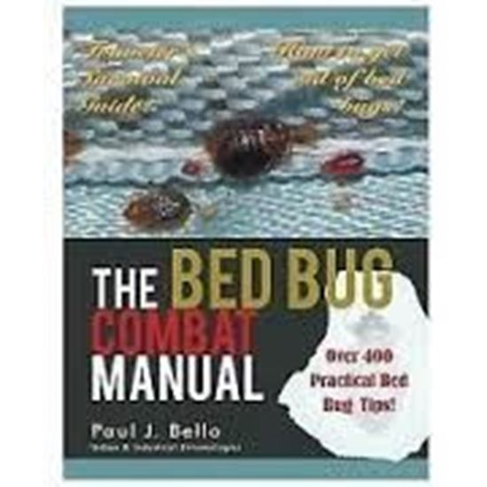 Picture of Book,The Bed Bug Combat Manual
