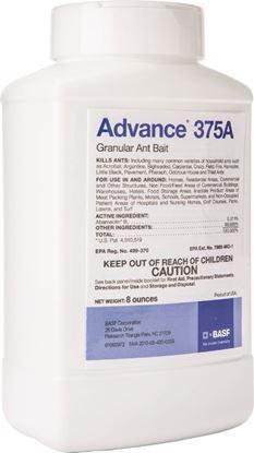 Picture of Advance 375A Granular Ant Bait (12 x 8-oz. bottles)