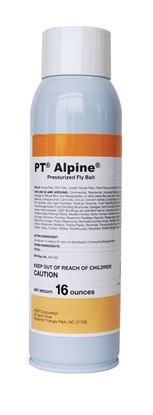 Picture of PT Alpine Pressurized Fly Bait  (16-oz. can)