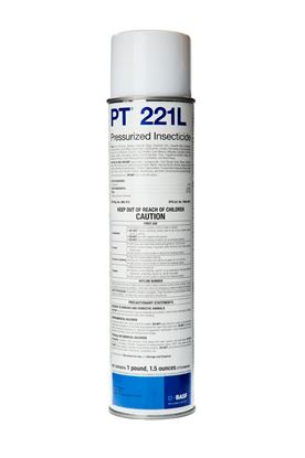 Picture of PT 221L Pressurized Insecticide (12 x 17.5-oz cans)