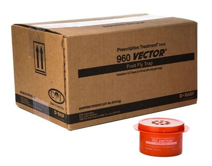 Picture of 960 Vector Fruit Fly Trap (4 x 12 traps)