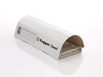 Picture of TRAPPER Glue Board Tunnel - Cardboard (48 count)