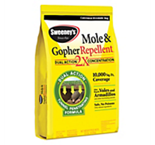 Picture of Mole & Gopher Repellent Granules (4 x 10-lb. bag)