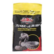Picture of Dr. T's Snake-A-Way Snake-Repelling Granules (6 x 4-lb. bag)