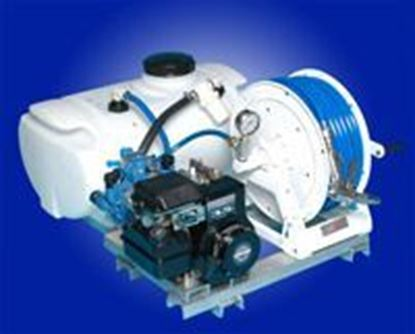 Picture of Gas Rig with Diaphragm Pump (25-gal.)