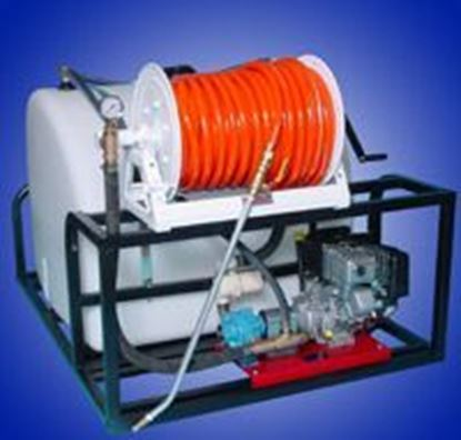 Picture of Gas Rig with Roller Pump - Pretreat (200-gal.)