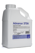 Picture of Advance 375A Granular Ant Bait (4 x 2-lb. bottles)