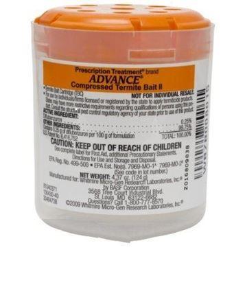 Picture of Advance Termite Bait Cartridge II (8 pack)