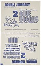 Double Jeopardy Glue Boards - Banana Scent