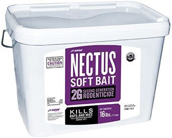 Nectus 2G Second Generation Rodenticide (16-lb. pail)