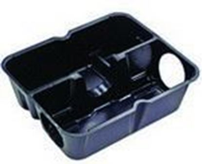 Picture of Strongbox Galvanized Steel Tamper-Resistant Bait Station Plastic Liners (12 count)