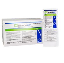 Picture of Demon WP WSP Insecticide (12 x 12 x 4 x 0.3-oz. pouches)