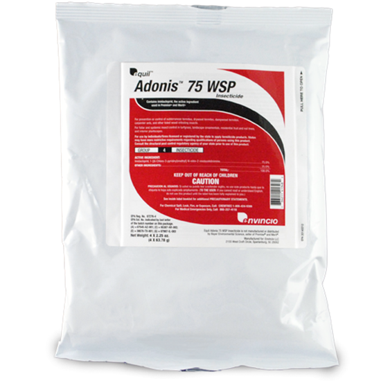 Picture of Adonis 75 WSP Termite/Insecticide Concentrate (4 x 4 x 2.25-oz. packs)