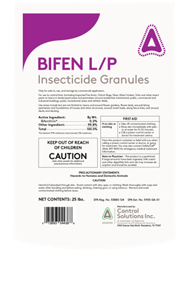 Picture of Bifen L/P Granules (25-lb. bag)