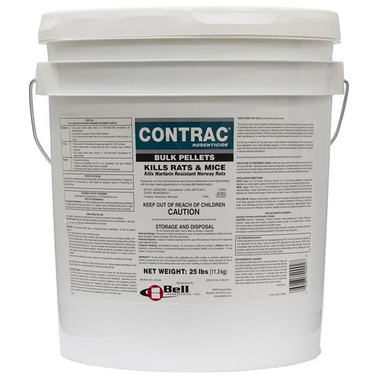 Picture of CONTRAC Rodenticide (25-lb pail)