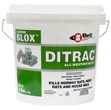 Picture of DITRAC All-Weather BLOX (4 x 4-lb. pail)
