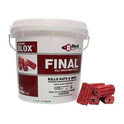 Picture of FINAL All-Weather BLOX (4 x 4-lb. pail)