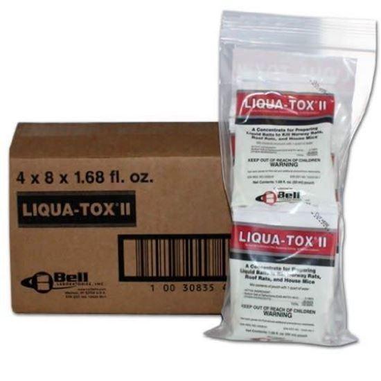 Picture of LIQUA-TOX II (4 x 8 x 1.68-oz. pouch)