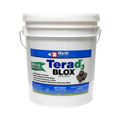 Picture of TERAD3 BLOX (18-lb. pail)