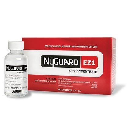 Picture of NyGuard EZ1 IGR Concentrate (8 x 1-oz. bottle)