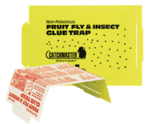 Picture of Catchmaster 100FF Fruit Fly Glue Board (100 count)