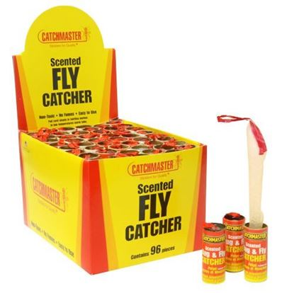 Picture of Catchmaster 9144 Bug and Fly Ribbon (4 x 96 count)
