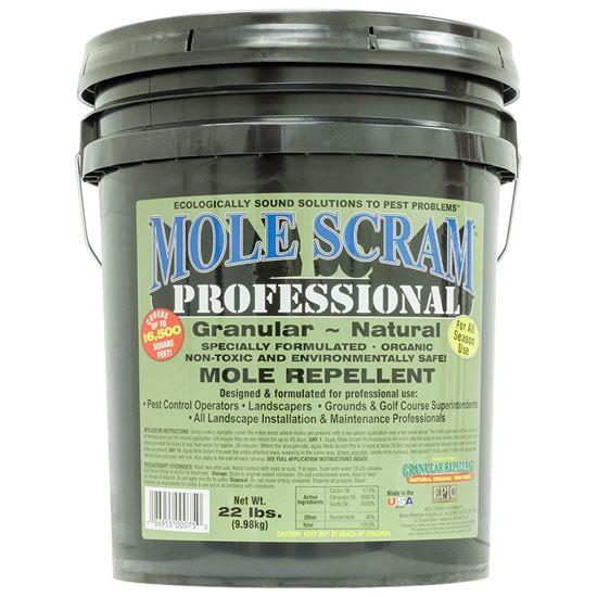 Picture of EPIC Mole Scram (22-lb. pail)
