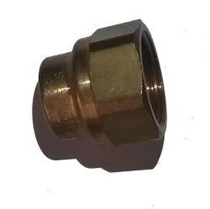 Picture of B&G 4676-1/8 Teejet Adapter - 1/8 in.