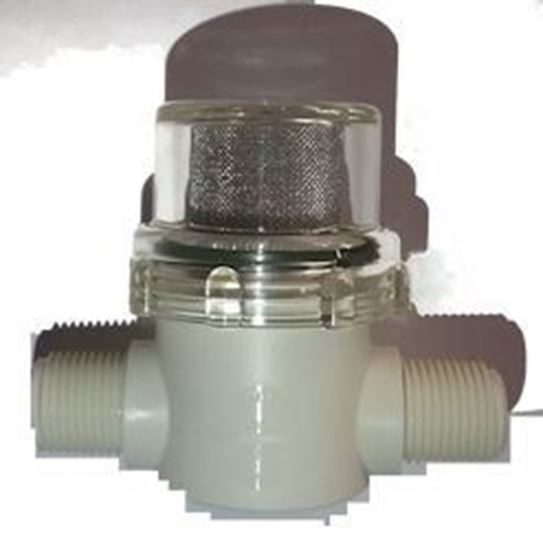 Picture of Hypro 3350-0080F 3/8 in. Mesh Nylon Line Strainer