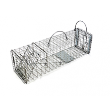 Picture of Tomahawk Pro Trap with One Trap Door and Rear Access Door (19-in. x 5-in. x 5-in.)