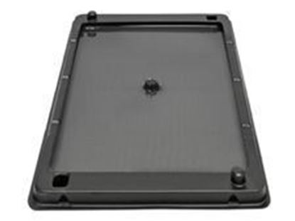 Picture of Catchmaster 48RNHP Glue Tray - Black/Cherry (24 x 2 count)