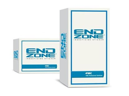 Picture of EndZone Insecticide Sticker