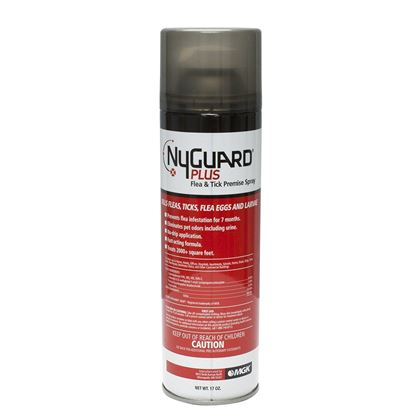 Picture of NyGuard Plus Flea and Tick Premise Spray