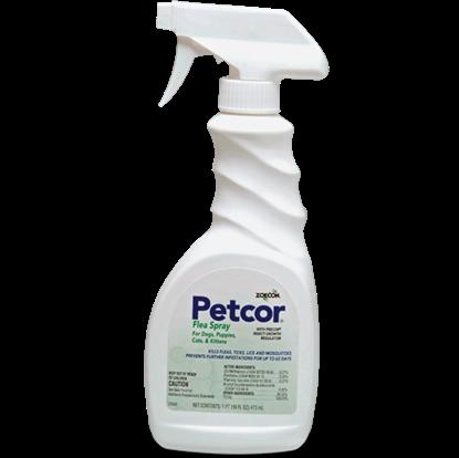 Picture of Petcor Flea Spray