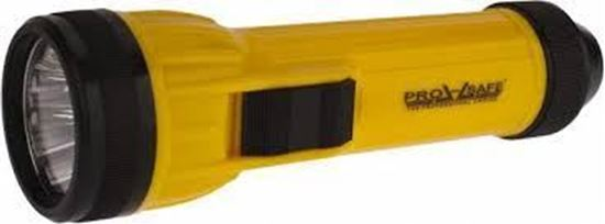 Picture of Flashlight #2618 Yellow