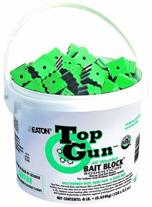 Picture of Top Gun Bait Block Rodenticide
