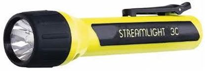Picture of Streamlight 3C Lux ProPolymer  LED Flashlight - Yellow