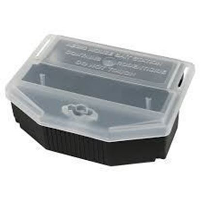 Picture of Aegis Mouse Bait Station - Clear Lid