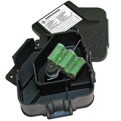 Picture of Mouse Fortress Plastic Tamper-Resistant Bait Station
