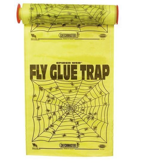 Picture of Catchmaster 930 SpiderWeb Fly Glue Trap