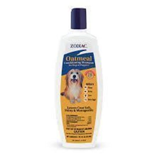 Picture of Zodiac Oatmeal Shampoo
