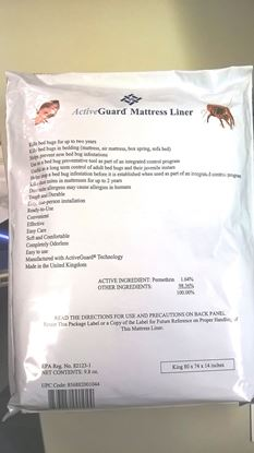 Picture of Active Guard Mattress Liners Full-Size
