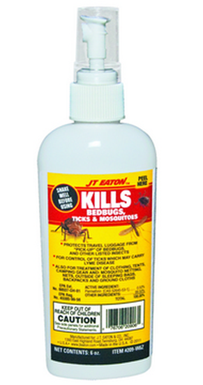 Picture of Kills Bedbug, Tick, and Mosquito Spray